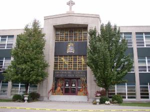 格林斯堡中央天主教高中