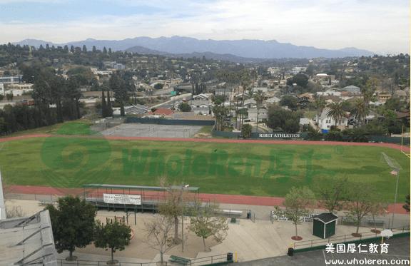 洛杉矶瑞贝中学