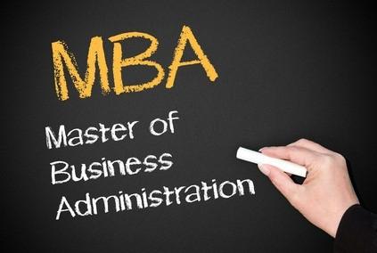 MBA申请