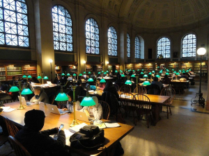 美国公共图书馆