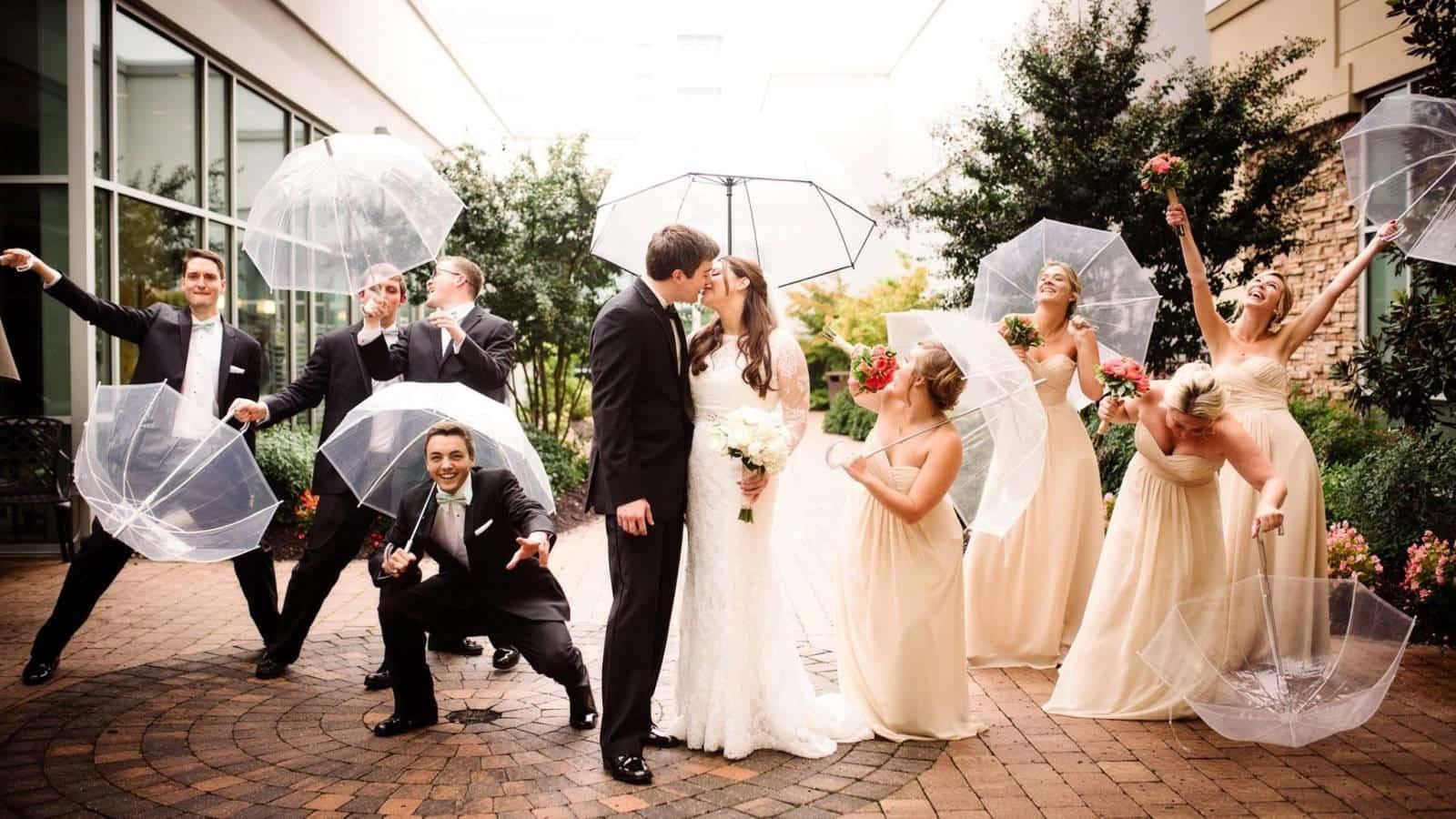 在美国结婚