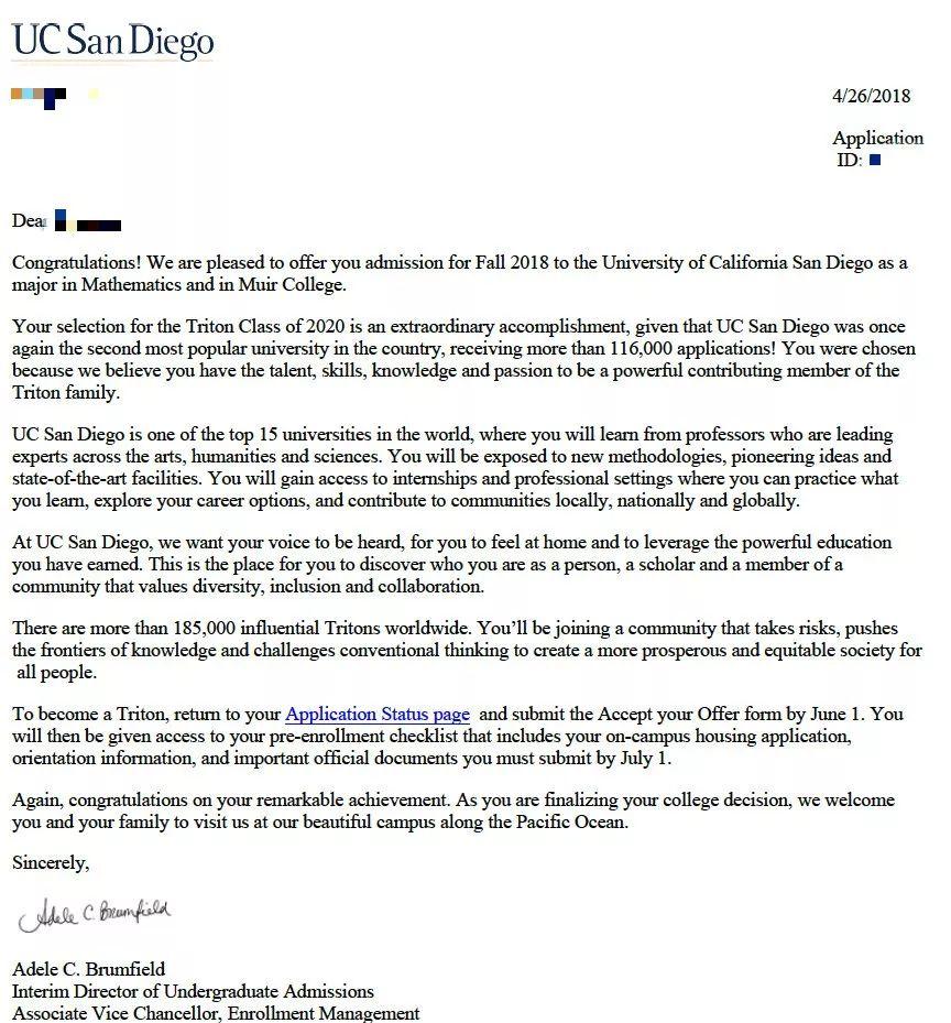 放弃高考,进阶加州大学伯克利分校的逆袭之路!