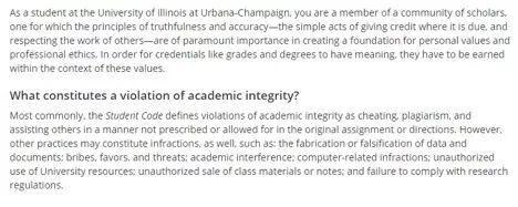 【UIUC 申诉案例合集】成绩不够遭处分?学术诚信被质疑?这些申诉妙计助你化险为夷!