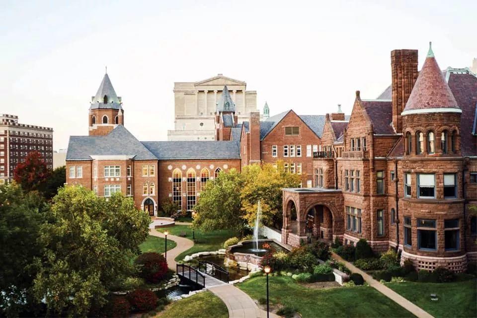 密西西比河以西历史最悠久的大学竟然是它?