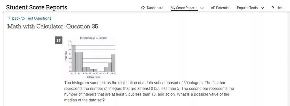 5月SAT数学部分评分出错!部分考生分数将变化....