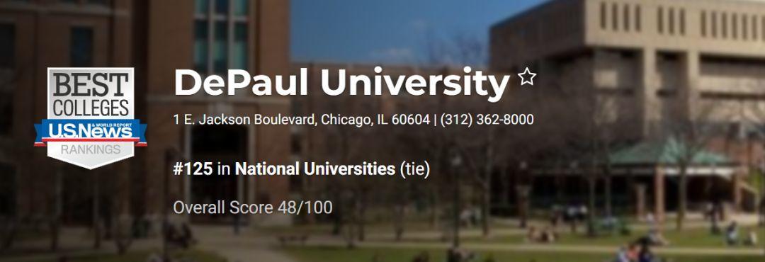 伊利诺伊州最好的私立大学竟然是它……