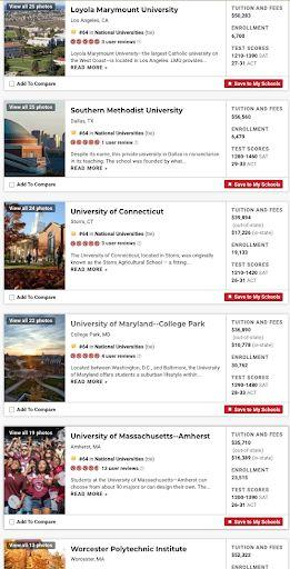 10所前50,16所前100,美国这个州有什么秘密武器称霸大学排行榜?