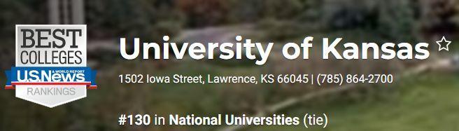 堪萨斯州有一所著名的公立大学吸引了众多知名公司合作……