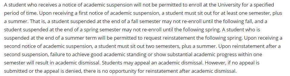 美国留学被开除怎么办?密歇根理工大学申诉及复学指南