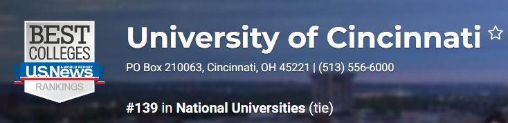 这所学校连续十年被评为全美最佳本科教育的大学之一