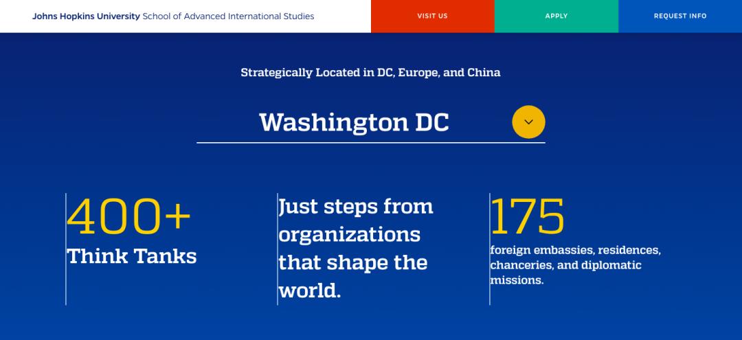 成为教授研究助理,全美第一的国际关系学院等你!
